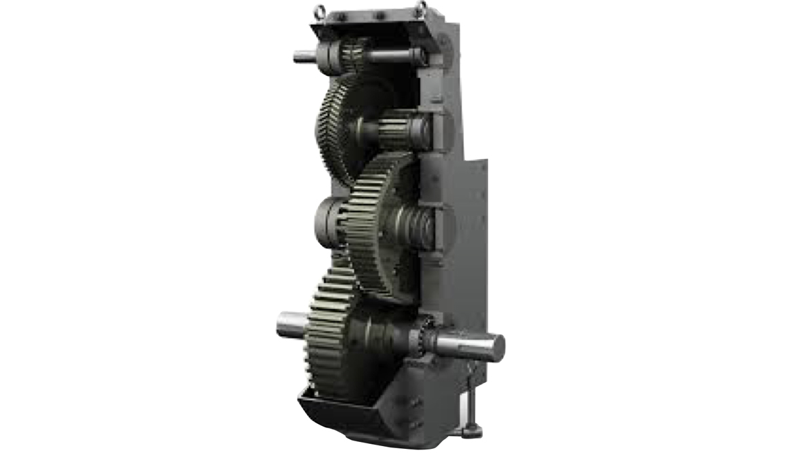 helical and spur gearing